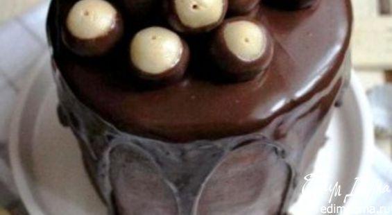 Виски-торт с арахисовым кремом