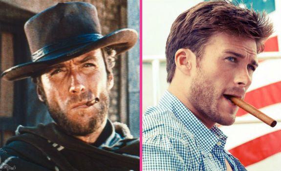 Clint n Scott Eastwood