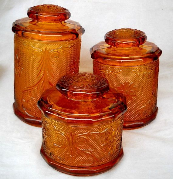 glass kitchen canisters sets 503 best images about inwald glass and indiana glass on 17885