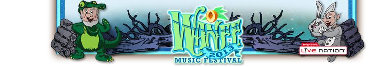 Wanee Festival 2013-Click on pictures for Bios..
