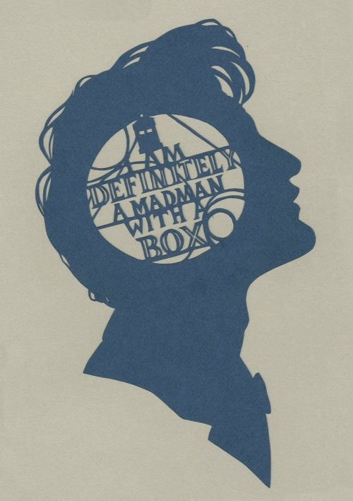 I am definitely a madman with a box.: The Doctors, The Tardis, Doctorwho, Boxes, Paper Art, Doctors Who, Mad Men, Dr. Who, 11Th Doctors