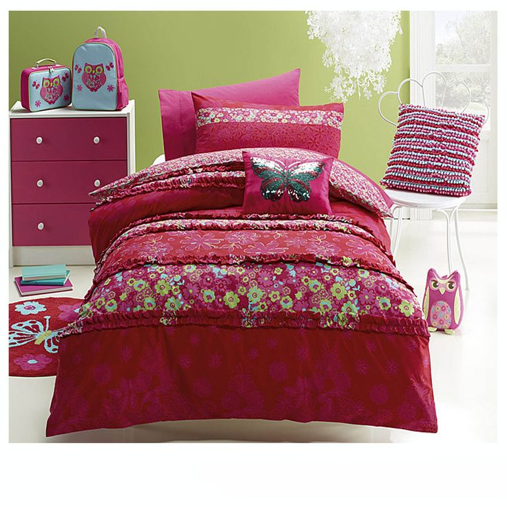 Katrina Quilt Cover Set by Jiggle & Giggle