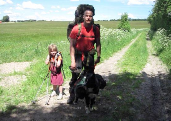 God rute til 3-4 dages vandring med børn Øhavsstien