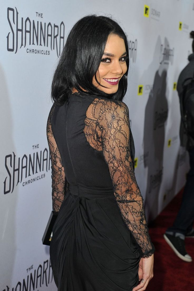 Vanessa Hudgens at The Shannara Chronicles Premiere Party in Los Angeles