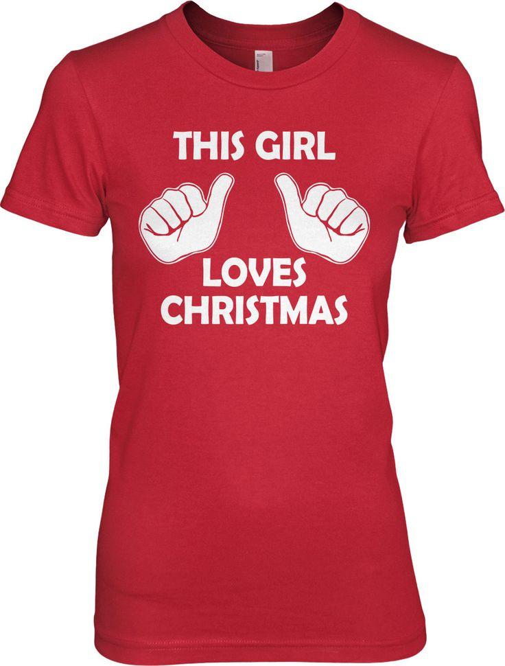 I do love Christmas!
