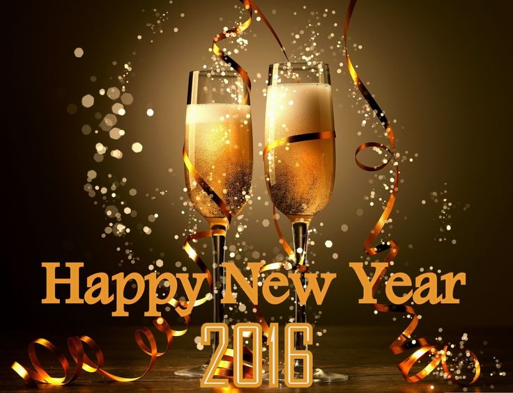 New Year Wishes - 2016 – E Blog Line