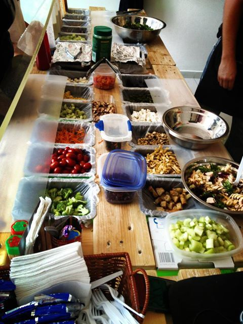 408194 10151462948901344 1739314851 n Pallet Salad Bar in pallet office pallet furniture  with salads salad bar restaurant pallet Furniture ...