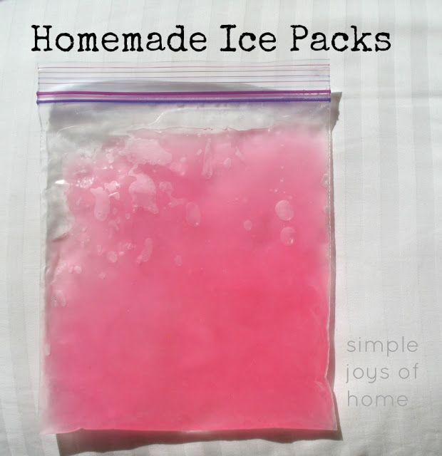 25 best ideas about ice packs on pinterest homemade ice. Black Bedroom Furniture Sets. Home Design Ideas