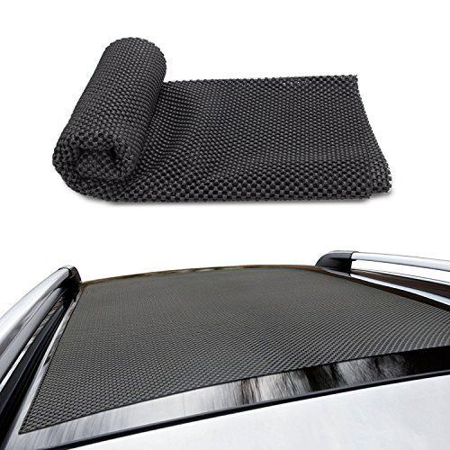 CAR ROOF PROTECTIVE MAT Siivton Roof Rack Pad Nonslip for Car Roof Storage Bags * Continue to the product at the image link.