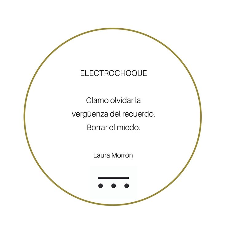 #Electrochoque