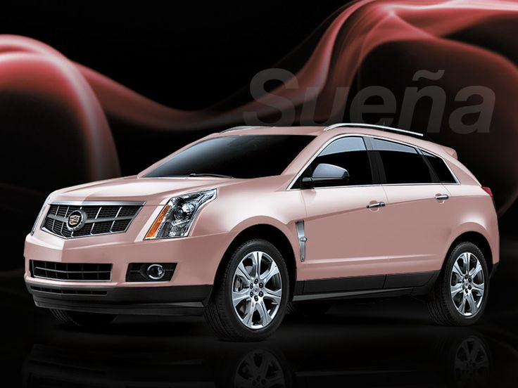 Mary Kay Pink Cadillac Srx Always Wanted To Sell Mary Kay