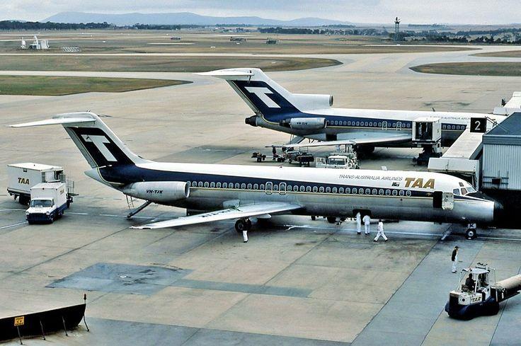 TAA McDonnell Douglas DC-9-31 (VH-TJK)