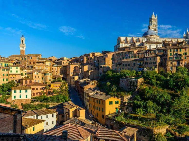 Vía Francígena - Siena