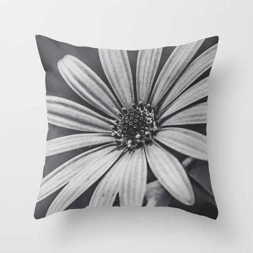 Melancholia Throw Pillow by Ia Loredana   Society6  #Pillow #AreaPillow #ThrowPillow #artprint #print #natureprint #floralprint #colorprint #photographyprint #outdoordecor #indoordecor
