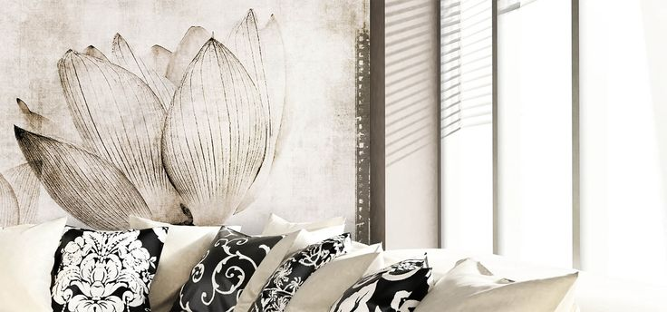 wallpaper LOTUS - N.O.W. Edizioni