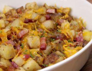 Loaded Potato Hash | Top 10 Recipes