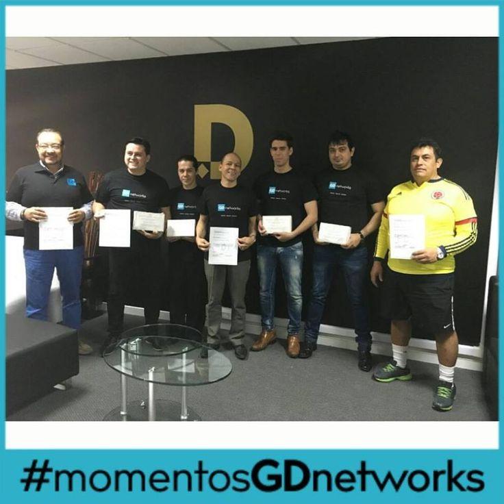 Nuestros líderes en #GDnetworks son ejemplo de que el trabajo con constancia y disciplina tiene los mejores resultados.  #momentosGDnetworks #deColombiaparaelmundo #GDnetworks #GDInternational http://www.gdnetworks.co/ http://www.gdinternational.co/ Facebook: https://www.facebook.com/gdnetworks/ Instagram: https://www.instagram.com/gdnetworks/ Pinterest: https://www.pinterest.com/gdint/gd-networks/