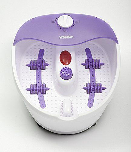 Fußsprudelbad mit Infrarot Wärme und Massage Fußmassagege... https://www.amazon.de/dp/B0061MWPMC/ref=cm_sw_r_pi_dp_2TkvxbC91EXBW