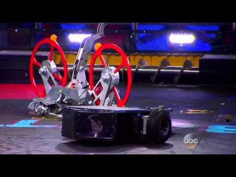 BATTLEBOTS 2015 Episode 2 - Robot Fighting