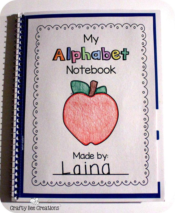 I really love Interactive Notebooks and how much fun they can be for students! I created my first Alpbabet Notebook and I'm very happ...