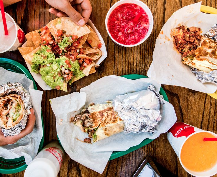 The Story of the Mission Burrito, Piled High and Rolled Tight #Restaurants_Travel #burrito #San_Francisco