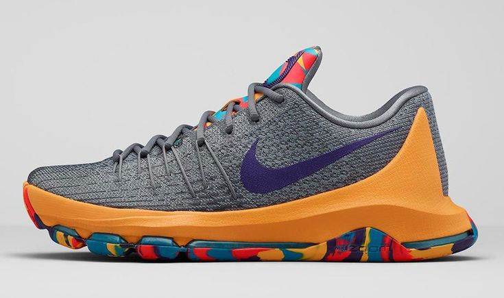 "The Nike KD 8 ""PG County"" is Coming Soon"