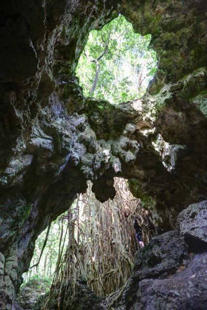 Blowhole at the Ovava Tree - Eua, Tonga