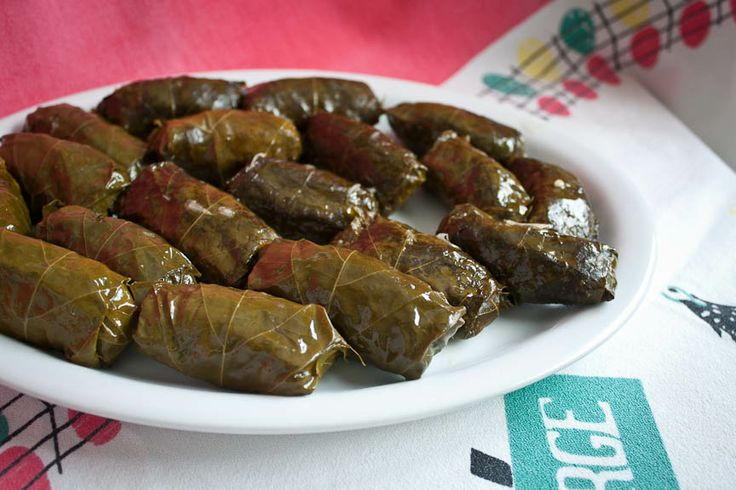 Greek Dolmas.  Super tasty, just be sure you have plenty of time...not a quick meal.  Worth it though!