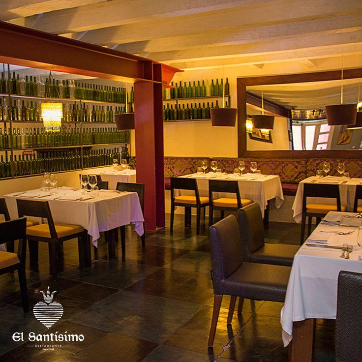 Disfruta la mejor de las experiencias con los sabores únicos de El Santísimo. Reserva sugerida: www.elsantisimo.com -  660 1531 ó 314-5412117  #ElSantísimo