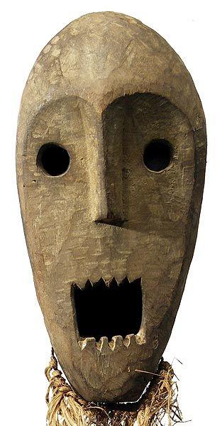 Kumu Mask 4