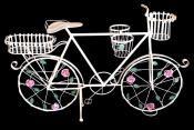 Güllü Bisiklet çiçeklik 04
