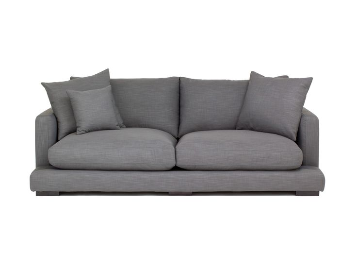 long beach - 3 seat sofa. also in a 2 seater. soooo soft and comfy, Hause deko