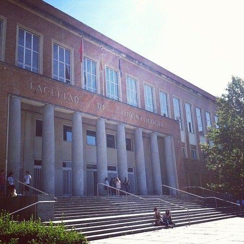 Universidad politecnica de Madrid #studentmundial #Madrid