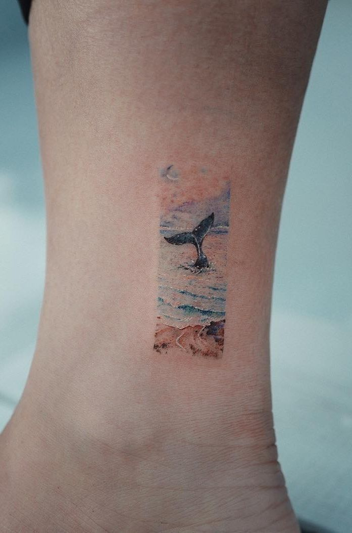 Beauty Lies In Simplicity: Awesome Minimalist Tattoos Created At Sol Tattoo Parlor