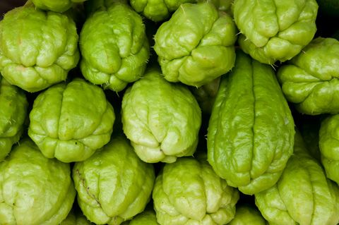 How To Prepare Chayote | The Latin Kitchen (Desktop)