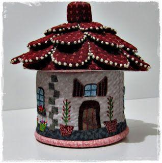 Box-House patchwork
