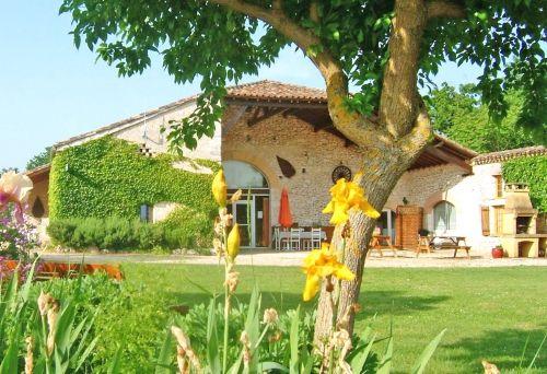 Gîte rural dans le Lot et Garonne...