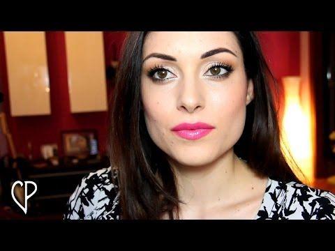 ▶ MAKEUP da CERIMONIA con un TWIST!   CherylPandemonium - YouTube