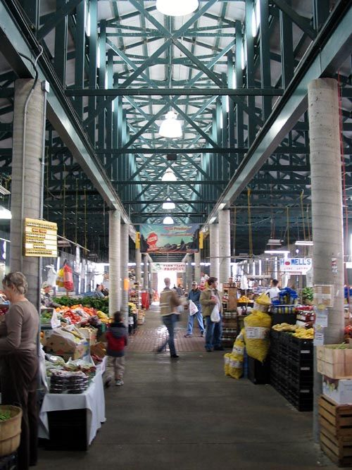 Nashville Farmers Market, 900 8th Avenue North, Nashville, Tennessee