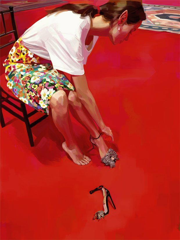 Artist Ignasi Monreal Collaborates With GUCCI
