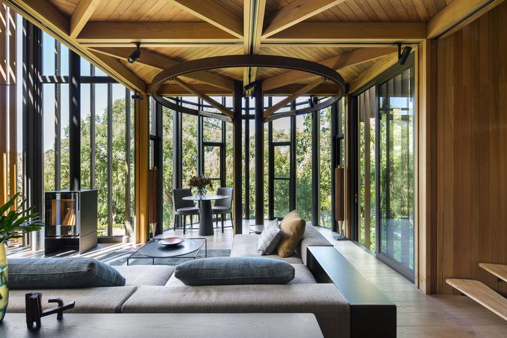 Gallery of Tree House / Malan Vorster Architecture Interior Design - 11
