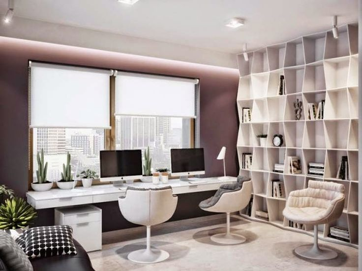 Gorgeous Ideas for your Home Office ~ Home Designs
