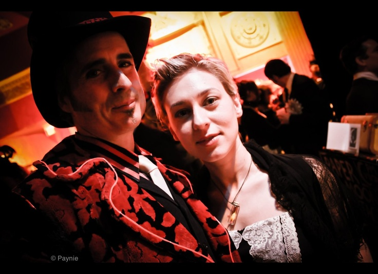 Steve Payne: The Edwardian Ball -LA with Michael Hathaway
