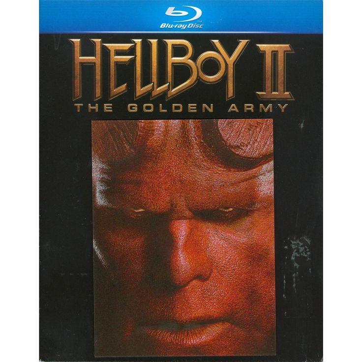 Hellboy II: The Golden Army (WS) (2 Discs) (Blu-ray) (With Digital Copy)