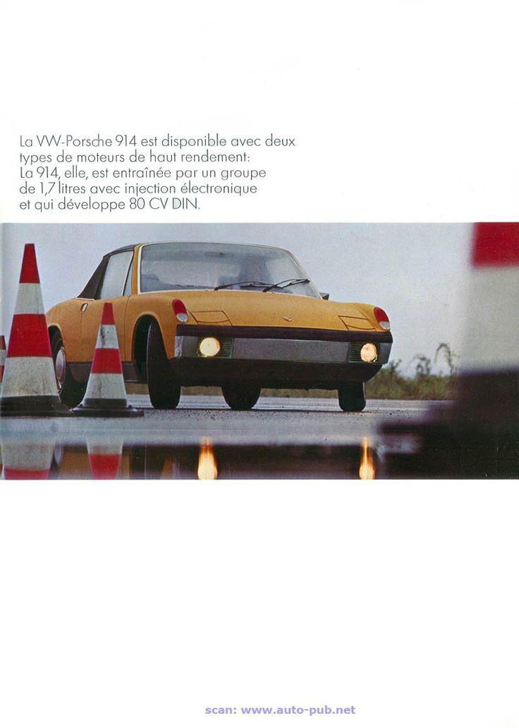 40-я годовщина VW-Porsche 914 - Porsche Club Russland - Официальный Порше клуб России - Форум Порше