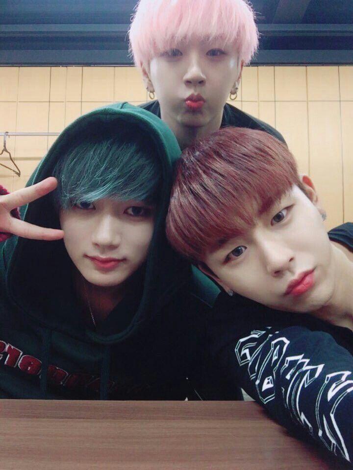 Taichi, Shinwoo & Teno