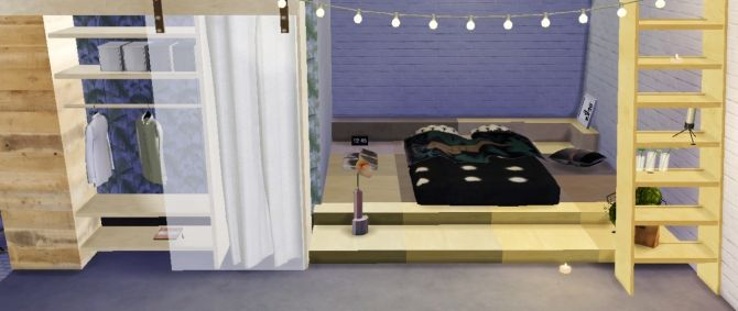 Empty dresser and matching modular items at Steffor for Sims 4 • Sims 4 Updates