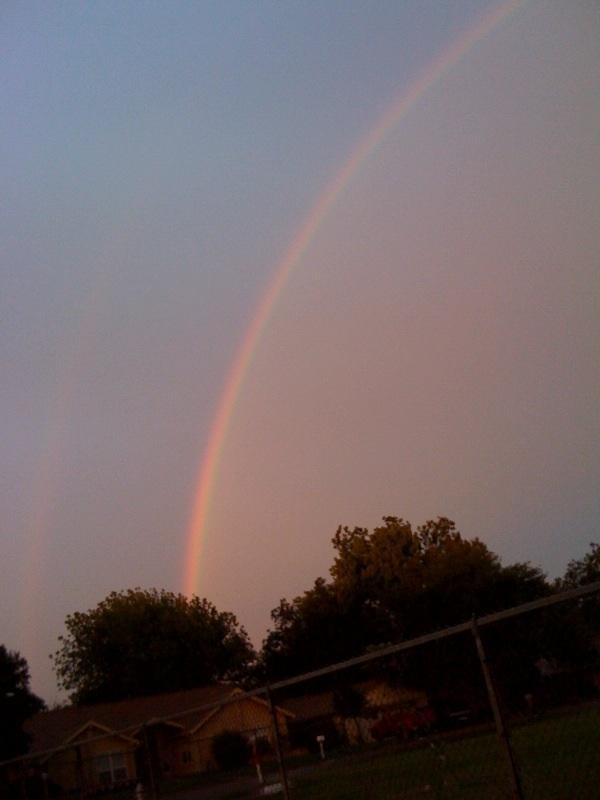 Experience Double Rainbows
