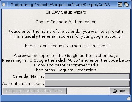 Zyskaliśmy cenny program pod AmigaOS. Andy Broad przygotował nową wersję kalendarza AOrganiser i od teraz jest możliwa synchronizacja jego wpisów z tym co mamy na telefonach i innych urządzeniach mobilnych z systemem Android (Google Calendar).