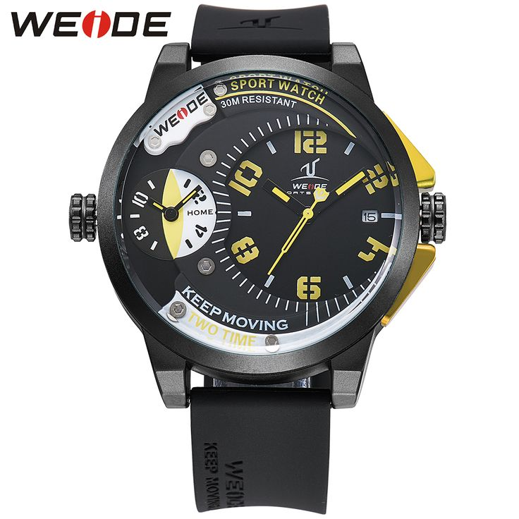 WEIDE Men Quartz-Watch Yellow Numbers Silicone Strap Japan Movement Running Outdoor Men Sports Watches Waterproof Analog Watch     Tag a friend who would love this!     FREE Shipping Worldwide     Buy one here---> https://shoppingafter.com/products/weide-men-quartz-watch-yellow-numbers-silicone-strap-japan-movement-running-outdoor-men-sports-watches-waterproof-analog-watch/